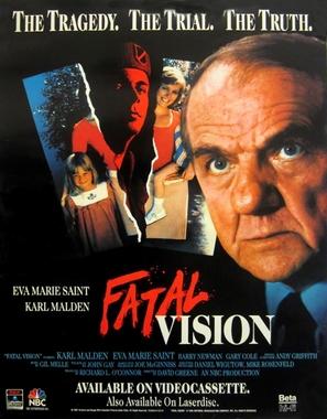 Fatal Vision - Movie Poster (thumbnail)