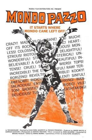 Mondo cane 2 - Movie Poster (thumbnail)
