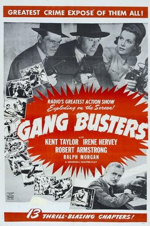 Gang Busters - Movie Poster (thumbnail)