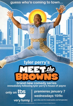 """""""Meet the Browns"""" - Movie Poster (thumbnail)"""
