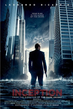 Inception - Movie Poster (thumbnail)