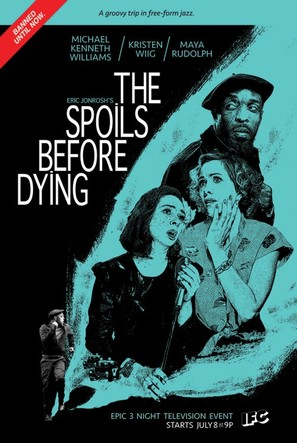 """The Spoils Before Dying"" - Movie Poster (thumbnail)"
