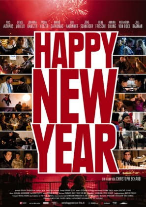Happy New Year - Swiss Movie Poster (thumbnail)
