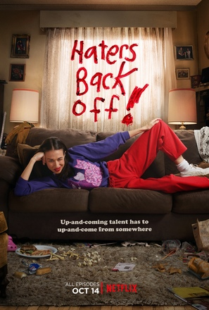"""""""Haters Back Off"""""""