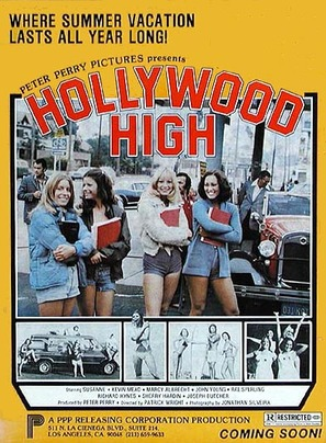 Hollywood High - Teaser poster (thumbnail)