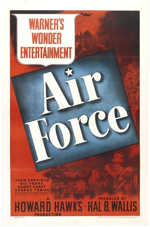Air Force - Movie Poster (thumbnail)