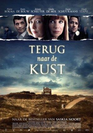 Terug naar de kust - Dutch Movie Poster (thumbnail)