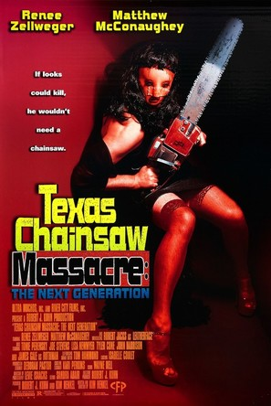 The Return of the Texas Chainsaw Massacre - Movie Poster (thumbnail)