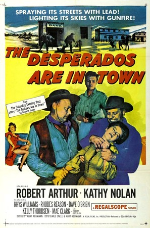 The Desperados Are in Town - Movie Poster (thumbnail)