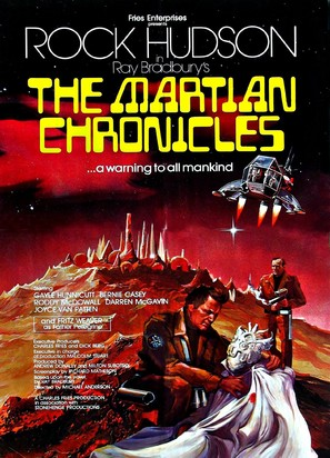"""The Martian Chronicles"""