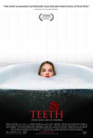 Teeth - Advance poster (thumbnail)
