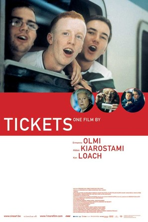 Tickets - Movie Poster (thumbnail)
