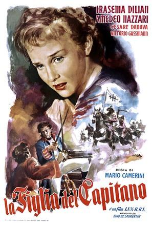 La figlia del capitano - Italian Movie Poster (thumbnail)