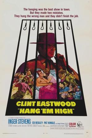 Hang Em High - Movie Poster (thumbnail)