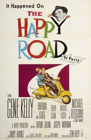 The Happy Road - Movie Poster (thumbnail)