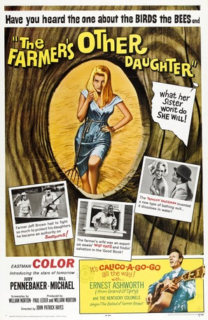 The Farmer's Other Daughter - Movie Poster (thumbnail)