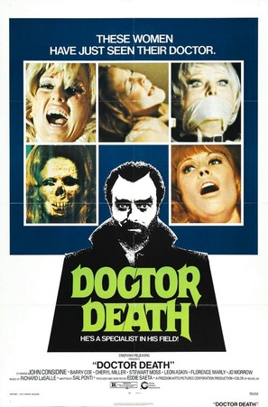 Dr. Death: Seeker of Souls - Movie Poster (thumbnail)
