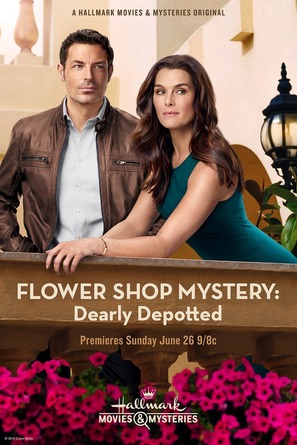 Flower Shop Mystery: Dearly Depotted - Movie Poster (thumbnail)