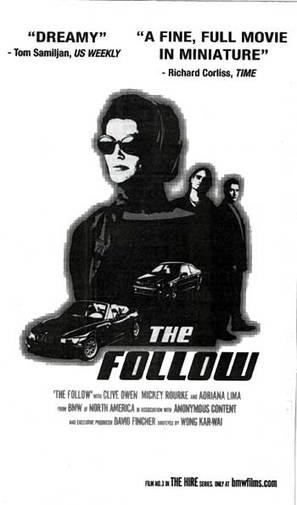 The Follow - poster (thumbnail)