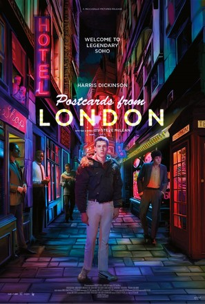 Postcards from London - British Movie Poster (thumbnail)