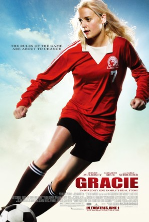 Gracie - Theatrical movie poster (thumbnail)