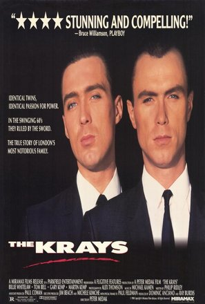 The Krays - Movie Poster (thumbnail)
