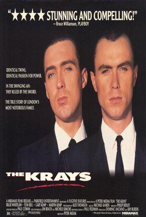 The Krays - Movie Poster (thumbnail)