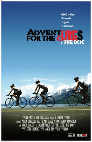 Adventures for the Cure: The Doc - Movie Poster (thumbnail)
