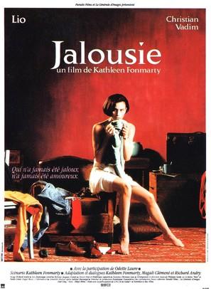 Jalousie - French Movie Poster (thumbnail)