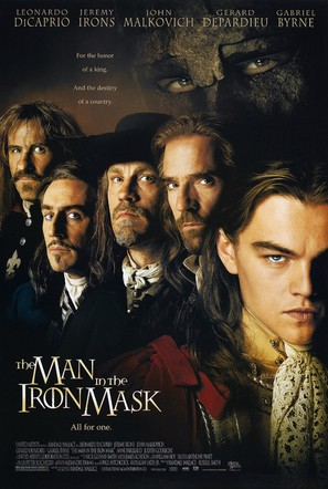 The Man In The Iron Mask - Movie Poster (thumbnail)