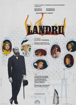 Landru - French Movie Poster (thumbnail)