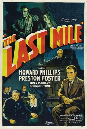 The Last Mile - Movie Poster (thumbnail)