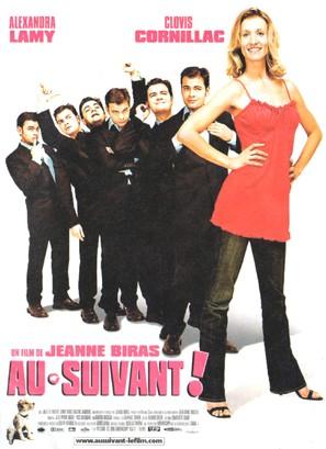 Au suivant! - French Movie Poster (thumbnail)