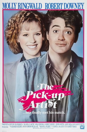The Pick-up Artist - Movie Poster (thumbnail)