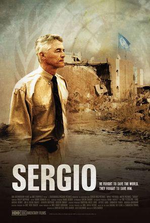 Sergio - Movie Poster (thumbnail)