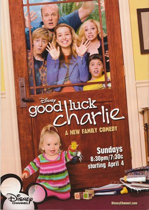 """Good Luck Charlie"" - Movie Poster (thumbnail)"