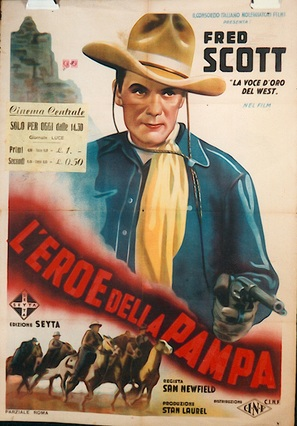 Songs and Bullets - Italian Movie Poster (thumbnail)