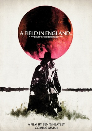 A Field in England - British Movie Poster (thumbnail)