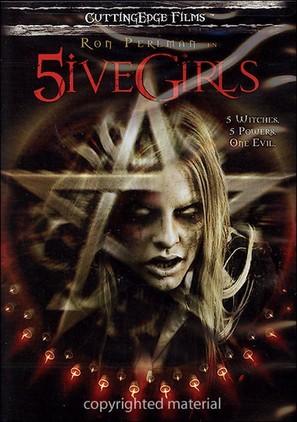 5ive Girls - poster (thumbnail)