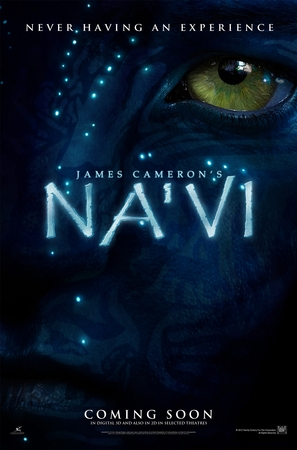 Avatar 2 - Movie Poster (thumbnail)