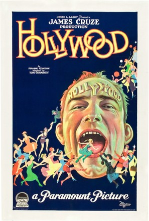 Hollywood - Theatrical poster (thumbnail)