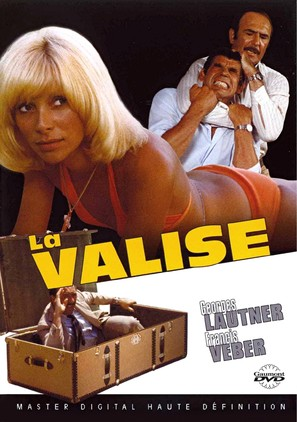 Valise, La - French DVD cover (thumbnail)