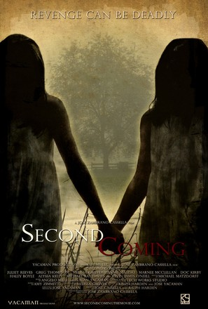 Second Coming - poster (thumbnail)