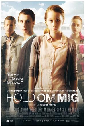 Hold om mig - Danish Movie Poster (thumbnail)