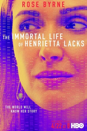 The Immortal Life of Henrietta Lacks - Movie Poster (thumbnail)