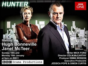 """Hunter"" - British Movie Poster (thumbnail)"