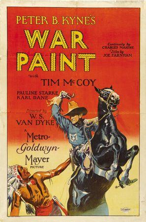 War Paint - Movie Poster (thumbnail)