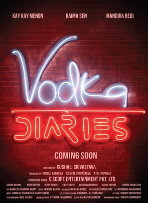Vodka Diaries - Indian Movie Poster (thumbnail)