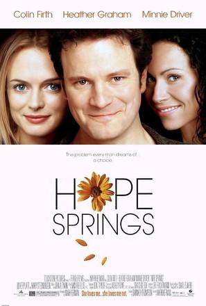 Hope Springs - Movie Poster (thumbnail)