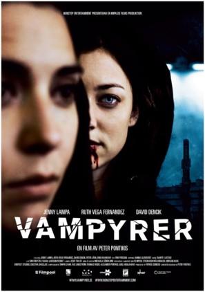 Vampyrer - Swedish Movie Poster (thumbnail)